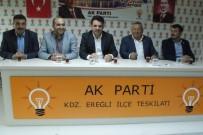 SOSYAL SORUMLULUK PROJESİ - Çakır Açıklaması 'Sabrın Son Noktasına Geldik'