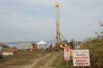 SÜTLÜCE - Çanakkale Boğaz Köprüsünde Çalışmalar Sürüyor