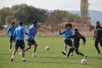 ÇORUM BELEDİYESPOR - Çorum Belediyespor, Tarbzonspor Maçı Hazırlıklarını Tamamladı