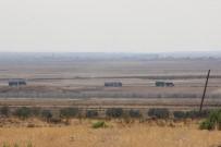 ÖZGÜR SURİYE - DEAŞ'ın Kontrolündeki  El Bab İlçesine Tank Sevki Sürüyor