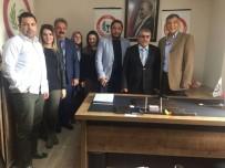 GENEL BAŞKAN - Eczacılar Odası Genel Başkanı Niğde'de