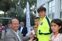 OKUL MÜDÜRÜ - Efeler'de Satranç Turnuvası Ödülleri Sahiplerini Buldu