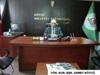 CENAZE - Emirdağ Ziraat Odası Başkanı H. Ahmet Köycü Vefat Etti