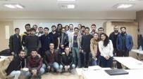 AYVALı - Eskişehir'deki Azerbaycanlı Öğrencilere ''Liderlik Ve Özgüven'' Semineri