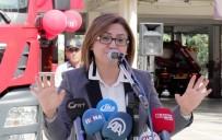 ÇEVRE TEMİZLİĞİ - Fatma Şahin'den DEAŞ'in Şebeke Suyuna Zehir Kattığı İddialarıyla İlgili Suç Duyurusu
