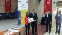 OKUL MÜDÜRÜ - Felekşan Fırat Ortaokulu, Avrupa Kalite Ödüllünü Aydın'a Getirdi
