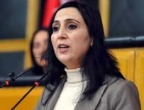 ALMANYA - Figen Yüksekdağ'dan skandal PKK savunması
