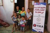 FILISTIN - Gazzeli 200 Aileye TİKA'dan LED Aydınlatma Sistemi Desteği