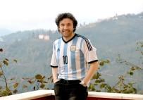 MEHMET ARSLAN - Giresun'da doğdu, Arjantin'de yıldız oldu