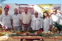 KEMERHISAR - Girne'de 15. Zeytin Festivali