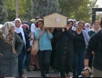 TERÖRİST CENAZESİ - HDP vekiller terörist cenazesinde