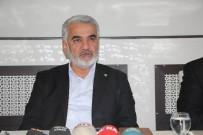 ANAYASA - HÜDA-PAR Genel Başkanı Zekeriya Yapıcıoğlu Açıklaması