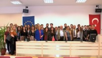 BASıN KONSEYI - İBF Öğrencileri Gazetecilik Mesleği Konusunda Bilgilendirildi