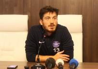 ELAZıĞSPOR - İpekoğlu Açıklaması 'Futbolcu Memur Zihniyetli Olmamalı'
