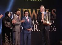 MUSTAFA AYDıN - Mustafa Aydın'a büyük ödül