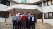 MÜDÜR YARDIMCISI - Kalkınma Planı Kapsamında Teknik Gezi Düzenlendi