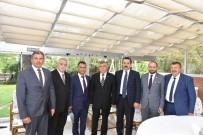 TARıM BAKANı - Kayseri Damızlık Birliği Ve Bahçelik Sulama Birliği Heyeti Tarım Bakanlığı'nı Ziyaret Etti