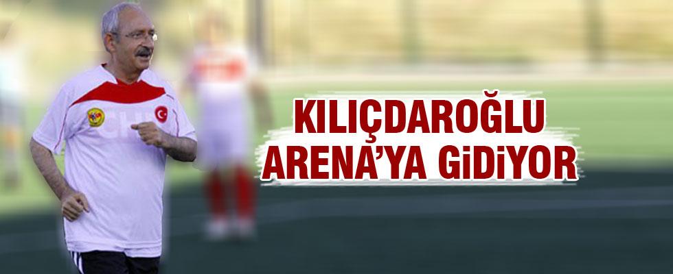 Kılıçdaroğlu maç izlemeye gidecek