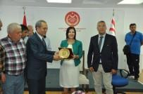 HÜSEYIN ÖZGÜRGÜN - KKTC'de Eskişehir Rüzgarı Esti