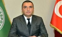 KONYASPOR - Konyaspor hakeme tepkili