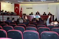 KAYSERI TICARET ODASı - KTO Ekim Ayı Meclis Toplantısı Yapıldı