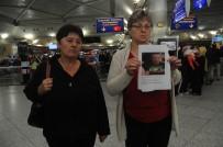 KIZ KARDEŞ - Makedon Kız Kardeşler Havalimanında  Kayıp Kardeşlerini Arıyor
