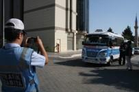 ÇALIŞMA SAATLERİ - Marmaris'te Dolmuşcular Yeni Çalışma Saatlerine Tepki Gösterdi
