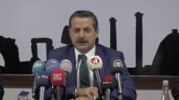 EKONOMİK İŞBİRLİĞİ TEŞKİLATI - 'Masa Başında Çizilen Sınırlar Huzur Vermedi'
