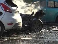 MENDERES TÜREL - Menderes Türel'den 'patlama' açıklaması