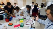 MÜDÜR YARDIMCISI - Mikrobiyolojide PCR Temelli Yöntemler Kursuna Büyük İlgi