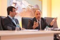 HAYVANCILIK - Müdür Şahin, Kırsal Kalkınma Yatırımlarını Anlattı