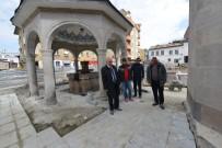 ALİ KORKUT - Murat Paşa Kent Meydanına İnce Zevk Ayarı