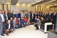 SÜT ÜRÜNLERİ - MÜSİAD Üyelerine Teşvik Paketi Anlatıldı