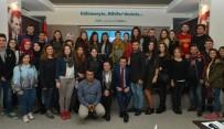 NİLÜFER - Öğrencilerden Nilüfer'e Ziyaret