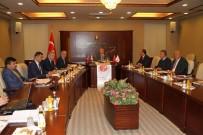 SERBEST MUHASEBECİ MALİ MÜŞAVİRLER ODASI - ORAN Kalkınma Ajansı Ekim Ayı Toplantısı Yozgat'ta Yapıldı