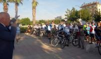FATIH ÜRKMEZER - Ortaca'da 'Hürpedal' Bisiklet Festivali