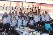 SAĞLIKLI YAŞAM - Özaltun, Belediyesporlu Futbolcularla Kahvaltıda Buluştu