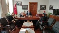 ALI SıRMALı - PTT Çalışanlarından Kaymakam Sırmalı'ya 176.Yıl Ziyareti