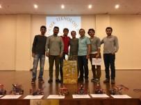 ROBOT - SDÜ Ekibi Robot Yarışmasında Şampiyon