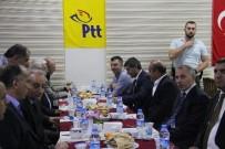 SAVAŞ KONAK - Silopi'de PTT Çalışanları İçin Yemek Verildi