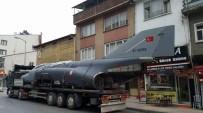 KASTAMONU ÜNIVERSITESI - Sivil Havacılık Okulu İçin Savaş Uçağı Getirildi