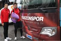ÇORUM BELEDİYESPOR - Trabzonspor, Çorum'a Gitti