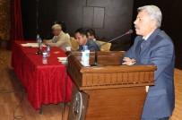 OKULLAR HAYAT OLSUN PROJESİ - Usta Öğreticileri Bilgilendirme Toplantısı Gerçekleştirildi