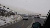 DOĞU ANADOLU - Van'da Kar Yağışı