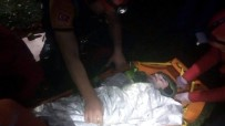PARAŞÜTÇÜ - Yamaç Paraşütüyle Düşen Üniversiteli 11 Saat Sonra Yaralı Olarak Kurtarıldı
