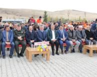 JANDARMA KOMUTANI - Yozgat Belediyesi Katı Atık Ayrıştırma Tesisi Hizmete Açıldı