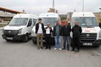 YOZGAT - Yozgat'ta Minibüs Şoförlerin Vergi Tepkisi