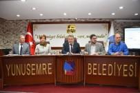MECLİS ÜYESİ - Yunusemre'nin 2017 Bütçesi 151 Milyon TL