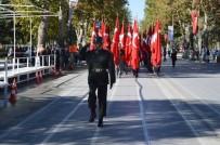 POLİS EKİPLERİ - 29 Ekim'in Son Provası Yapıldı