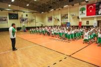 BASKETBOL - 7 Farklı Branşta Devam Eden Kış Okullarına İlgi Büyük